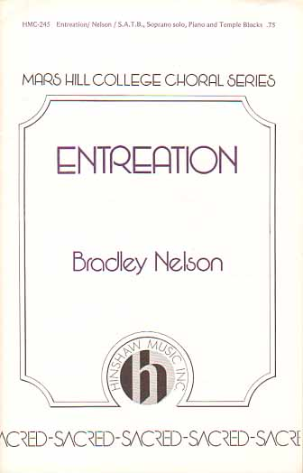 Entreation - Cover