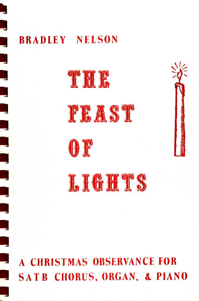 The Feast Of Lights - Cover